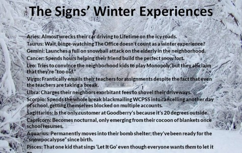 The Signs' Winter Experiences