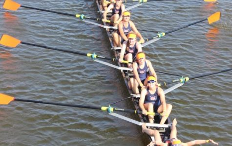 Millbrook students are rowing competitively