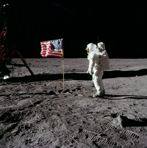 Was Apollo 11 a giant leap for mankind?