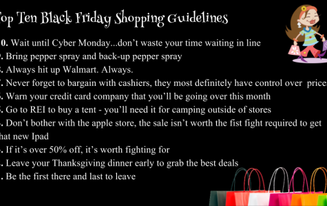 Top 10 Black Friday Shopping Guidelines