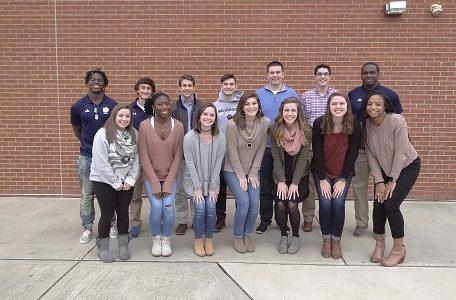 Millbrook's outstanding Class of 2017