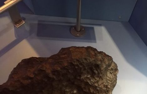 Meteorites that landed on Earth