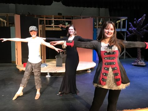 From TV set to stage: the Addams Family comes to Millbrook