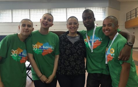 St. Baldrick's comes to MHS this weekend