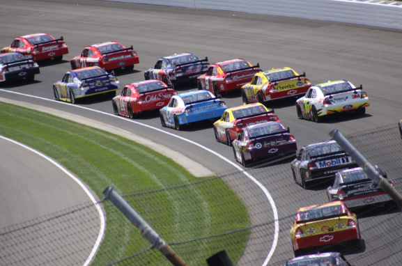 Racing with regards to the new rule changes, these NASCAR drivers change up their strategies on the tracks. The new rules are controversial for many fans of racing.