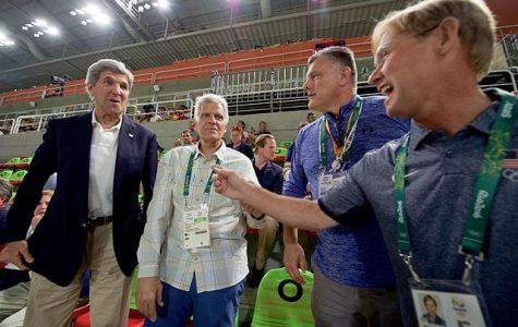 Steve Penny steps down as President of USA Gymnastics amidst allegations