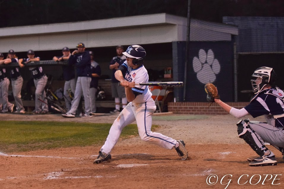 Smashing+a+fastball%2C+junior+Tyler+Snead+intends+to+put+up+more+points+on+the+board+for+the+Wildcats.+With+a+.469+batting+average%2C+he+is+the+most+accurate+hitter+on+the+team.+