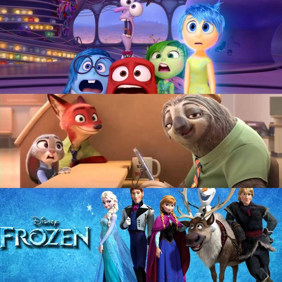 Showcasing Their New Definition Of Disney Animated Movies