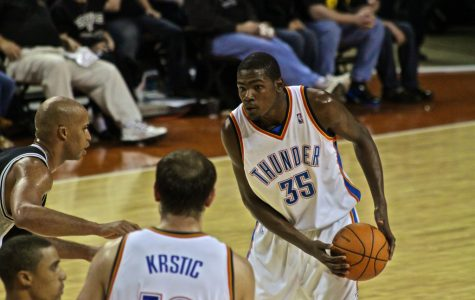 Kevin Durant's reshaping of the NBA