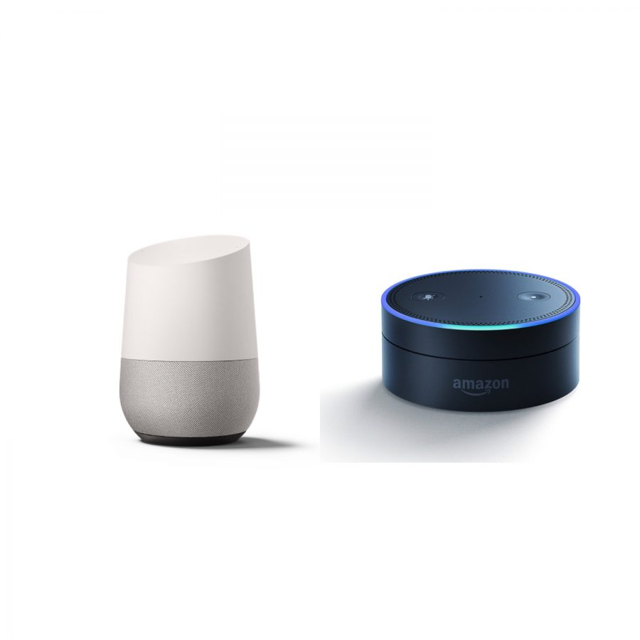 One of the biggest hits this technology season, the Amazon Dot and the Google Home are sure to make a splash at the end of 2016. With similar release dates, the competition is steep.