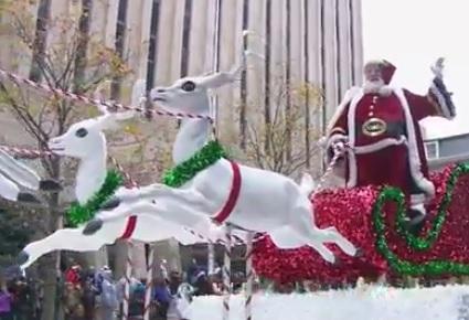 The Raleigh Christmas Parade