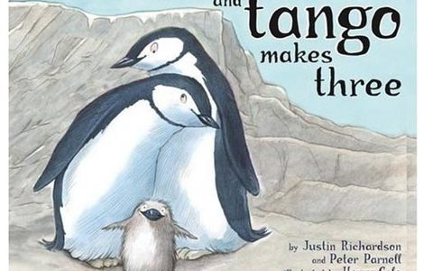 Re-sparking book banning controversy, And Tango Makes Three about two male penguins raising a baby penguin named Tango was commonly challenged by parents. The banning and challenging of books in schools is a common occurrence that is not entirely necessary.