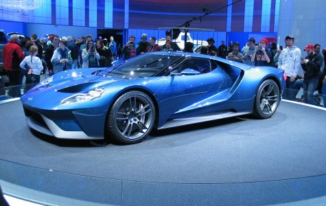 Ford's return to the American super car team