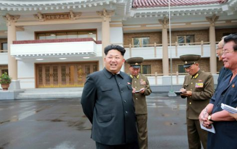 Trump's foreign policy increases pressure on North Korea