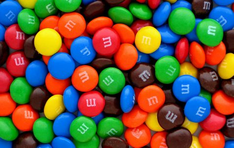 Eating though the history of the M&M