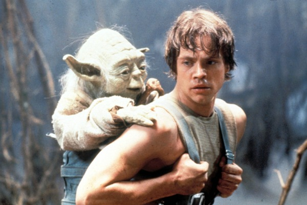 """Seeking Yoda's help on the planet of Dagobah, Luke Skywalker finds his way with the Force in The Empire Strikes Back. The impact of Star Wars continues to this day as fans around the globe celebrate Star Wars Day and pass around the endearing, """"May the fourth be with you."""""""