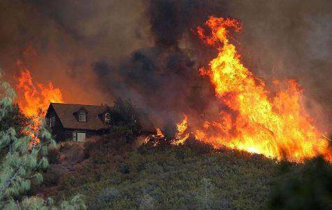 Wildfires Engulf California