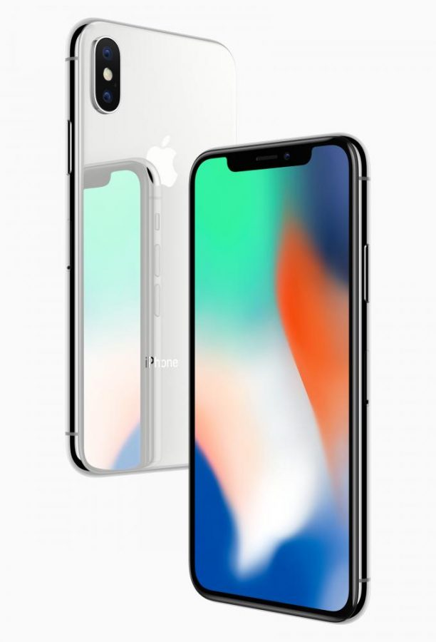 Revolutionizing the way iPhones will operate in the future, the iPhone X is the newest creation from Apple. The phone is made with glass and stainless steel and operates using facial recognition.