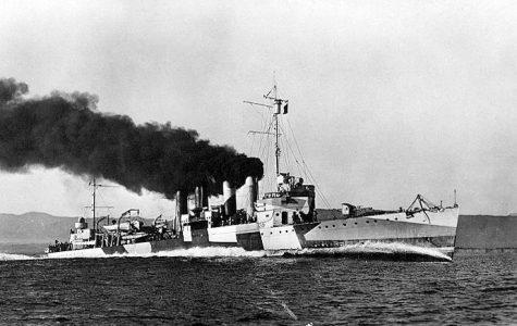 Missing World War II ship found