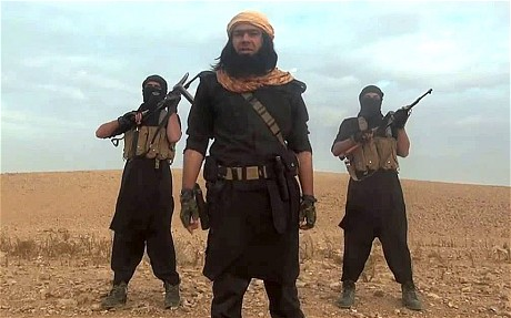 Promoting ISIS through a video, these three members are attempting to inspire viewers to join their cause. The men are a part of one of the most feared terrorist organizations, ISIS, responsible for numerous deaths.