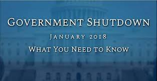 Shutting down the government was a practice started in 1990, but it is not anything more than for funding purposes. This was just one way to start off the new year in Trump's administration.