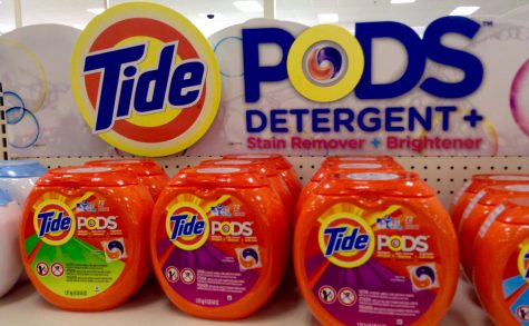 The ultimate forbidden snack: Tide Pods