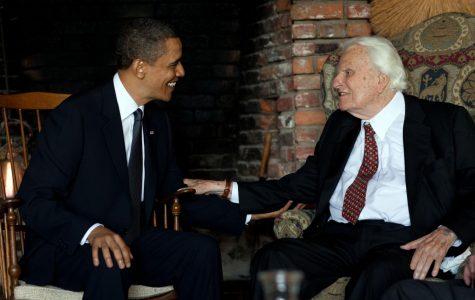 Billy Graham dies at age ninety-nine
