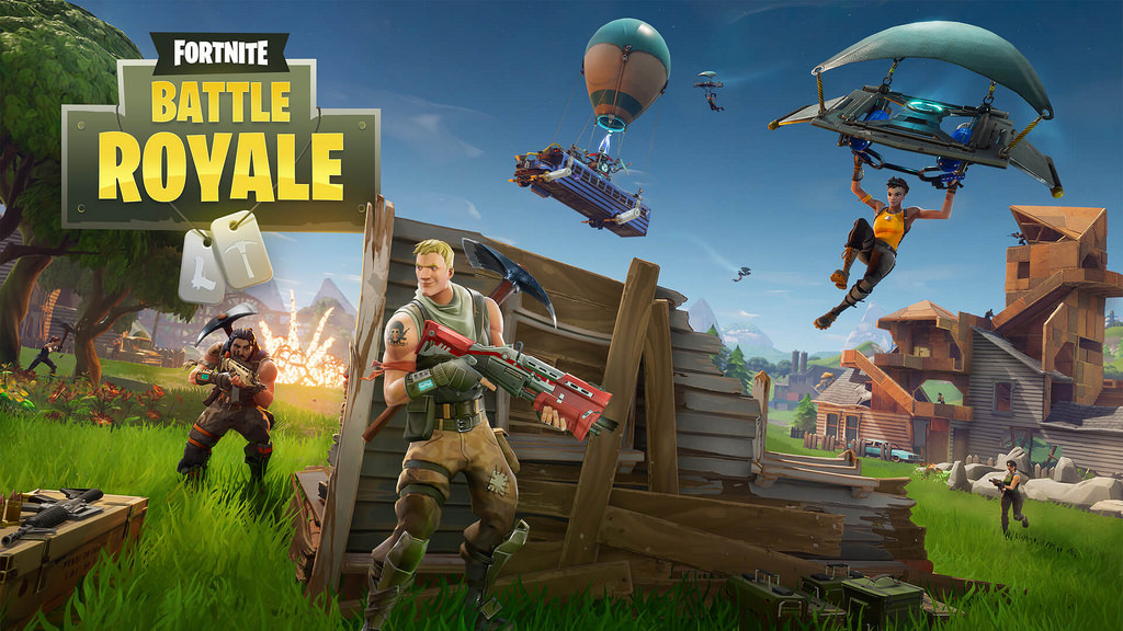 Hiding, running, and gliding, Fortnite players prepare to battle it out to see who will become victorious. Students of Millbrook can take turns playing this popular video game in the Media Center on March 23, via the Video Game Club.