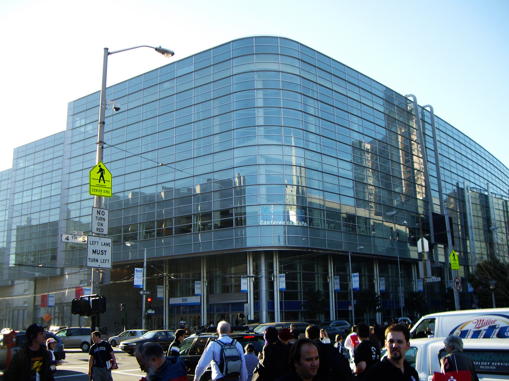 Residing in the busy city of San Francisco, the Moscone Center is where the 2018 Game Developers Conference was held. It is a conference in which many new ideas and innovative development techniques are discussed and showcased.