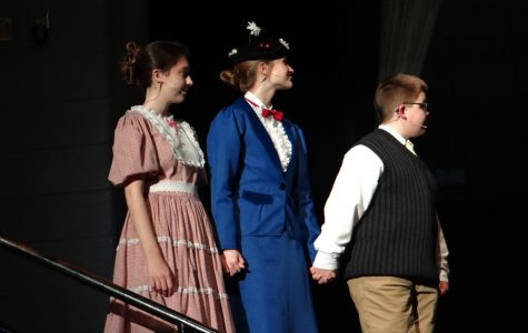 "Millbrook presents ""Mary Poppins"""