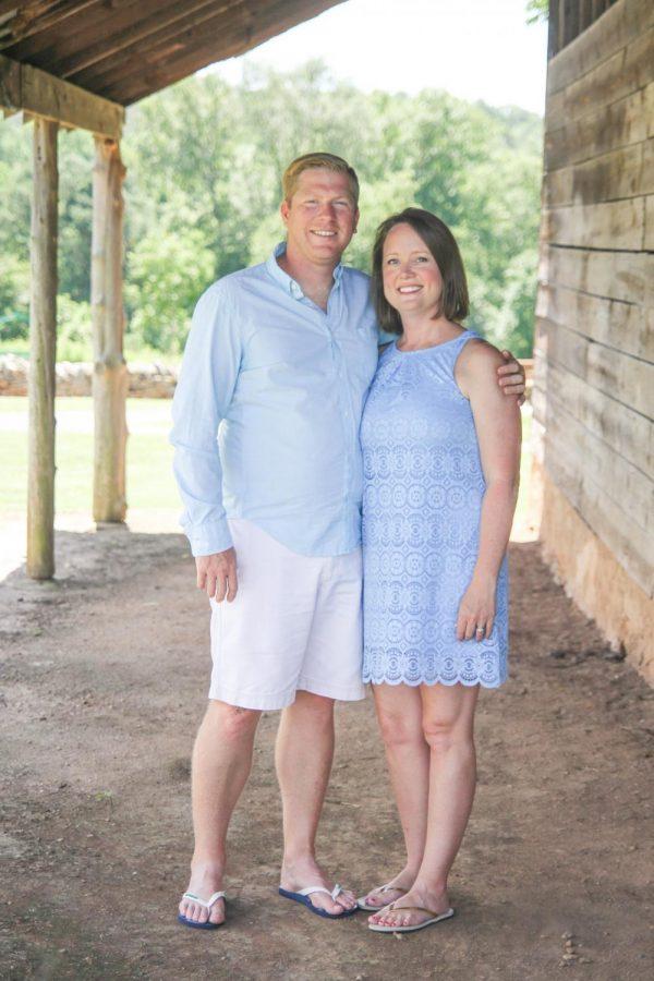 Teacher Tribute: Matthew and Wendy Edwards
