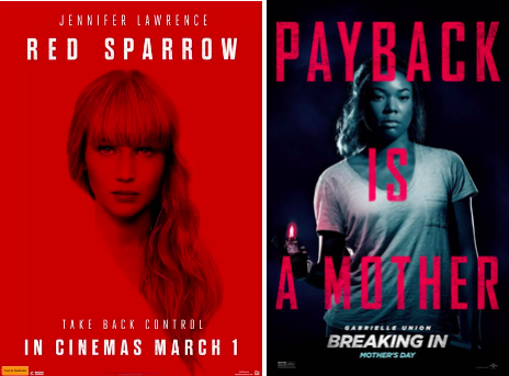 Astonishing April Movies