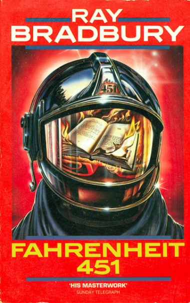 Witnessing a book burning, Ray Bradbury perpetuates this radical form of censorship. Fahrenheit 451 is a novel by Ray Bradbury that was written in 1953, but it is still relevant today.