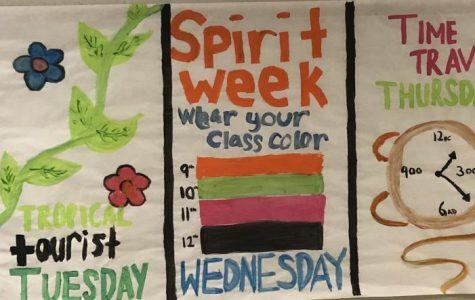 Celebrating Spirit Week at MHS