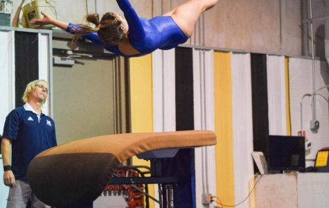 Sport of the Month: Women's Gymnastics