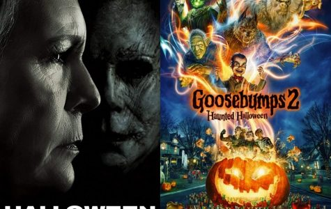 Lights, Camera, Action: Halloween movies