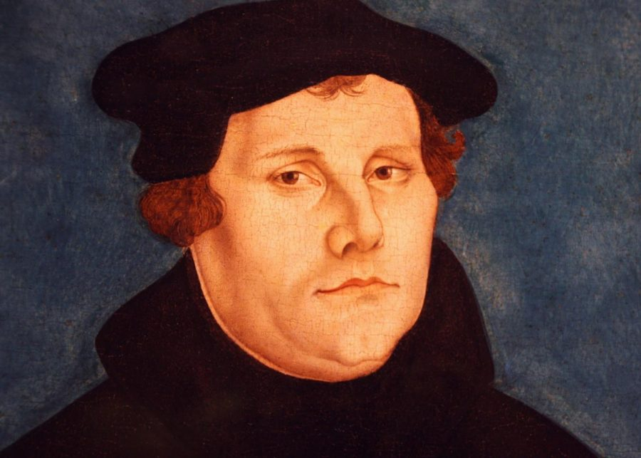 This+iconic+image+of+Martin+Luther+was+painted+in+the+year+1529+by+the+great+artist+Lucas+Cranach+the+Elder.+This+was+painted+only+twelve+years+after+Martin+Luther%E2%80%99s+creation+of+the+Ninety-five+Theses+and+spawn+of+Protestantism.