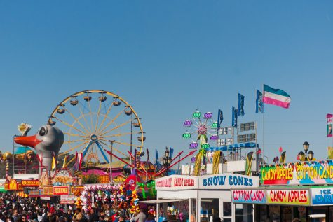 Nothing could be finer than the N.C. State Fair!