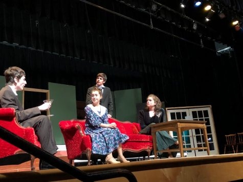 Millbrook gets spooky in the fall play