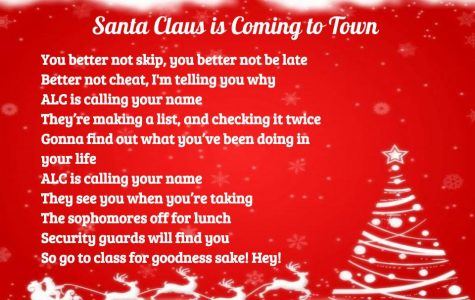 """""""Millbrookized"""" Christmas Carols: Santa Claus is Coming to Town"""