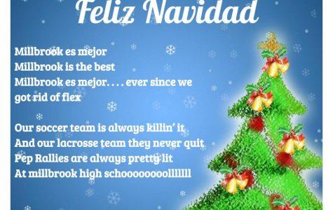 """Millbrookized"" Christmas Carols: Feliz Navidad"