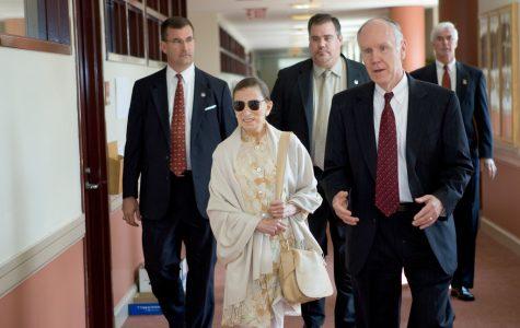 Ruth Bader Ginsburg: A lifetime of defending gender equality