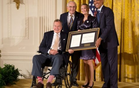 Commemorating George H. W. Bush
