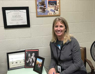 Teacher Tribute: Julee Dickens