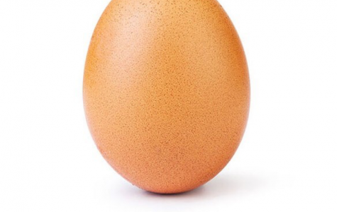 The egg that has outranked Kylie Jenner as the top liked photo on Instagram