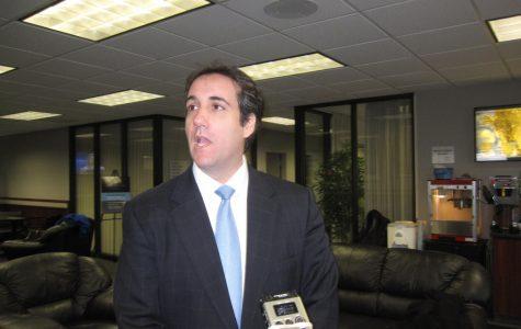 Cohen testifies against Trump's alleged criminality