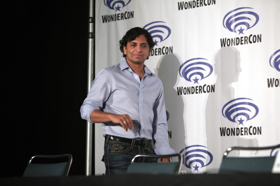 Preparing+for+a+live+panel%2C+Shyamalan+is+ready+to+speak+about+his+next+project.+This+panel+took+place+the+same+year+as+his+movie+Split+was+released+giving+many+fans+confidence+in+his+future+of+film.