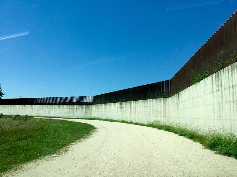 Already having 650 miles of various wall and fencing along the United States Mexico border, President Trump looks to completely build a wall along the 1,954 mile border. Today President Trump declared a State of Emergency and has taken over all the federal funding; thus giving him the power to build the wall.