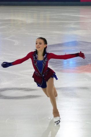 Winning the U.S. Figure Skating Championships at thirteen