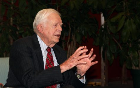 Jimmy Carter is now the oldest living president